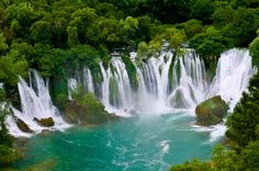 Kravice Waterfalls - day trip from Mostar