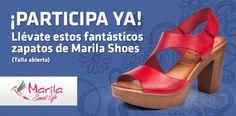 Consigue estos fantasticos zapatos de Marila Shoes