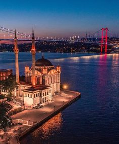 Five Types of Trips You Need To Experience - carpassion Istanbul City, Istanbul Travel, Types Of Photography, Travel Photography, Places To Travel, Places To Go, The River, Mosque Architecture, Islamic World