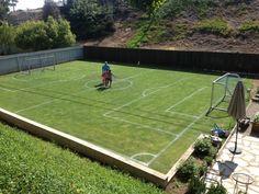 soccer backyard - Google Search