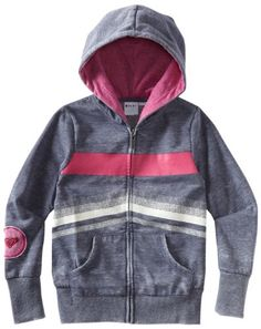 60% Off was $44.00, now is $17.54! Roxy Kids Girls 7-16 Hola Hoodie + Free Shipping