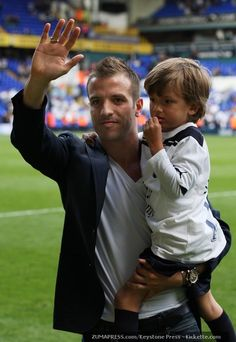 Rafael and son Damien.
