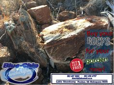 Are you a Landscaper or do You have an Nursery? Are you an Garden Specialist? Are you your own Gardener? Or Just a Love for Gardening!! Here is a Fantastic opportunity to buy your stock wholesale and use it yourself or sell it to your Clients!! All Customers Welcome!!! Garden Stones!! Pebbles!! 4 Sizes!! 15 kg per Bag!! Potgietersrus/Mokopane Contact 083 389 4999