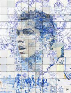 A tribute to Cristiano Ronaldo dos Santos Aveiro by Charis Tsevis