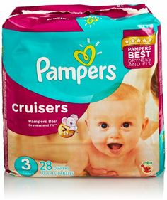 Pampers Cruisers Diapers, Size 3, Jumbo Pack, 28 Count Pampers,http://www.amazon.com/dp/B00I9L4J9K/ref=cm_sw_r_pi_dp_WZvxtb03QBX98367