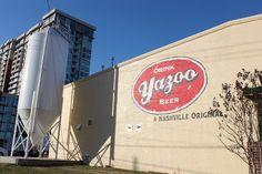 Yazoo Brewery, Nashville, TN