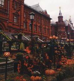 Happy October Russia, Moscow
