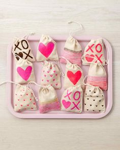 Valentine's Day Treat Bags