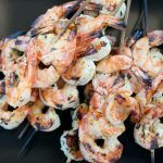 Save Money By Grilling + Delicious Grilled Ginger Lime Shrimp Recipe #ProjectEnvolve