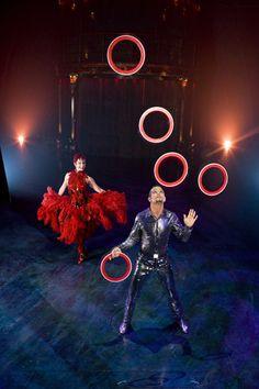 cirque - shared by Ʈђἰʂ Iᵴɲ'ʈ ᙢᶓ on We Heart It Dark Fantasy Art, Boris Vallejo, Royal Ballet, Moulin Rouge Dancers, Circus Theme, Circus Circus, Circus Performers, Night Circus, Cute Posts