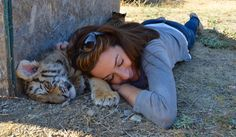 Best cuddle time ever. #tigers #cubs #tigercubs #atigerstail #movies #films #children #kids Epic Pictures, Dog Training Classes, Tiger Cub, Puppy Play, Dog Behavior, Cuddles, Animals Beautiful, Have Fun, Puppies