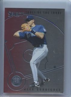1997 Select A. Rodriguez/R. Ordonez Tools of the Trade #24