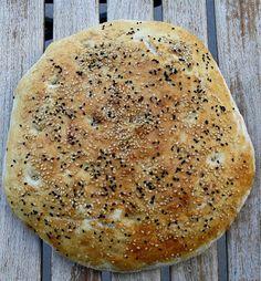 Selber Brot backen - Fladenbrot zum 2. | The Vegetarian Diaries