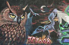 Petit panorama du street-art aux Canaries - My Sweet Escape