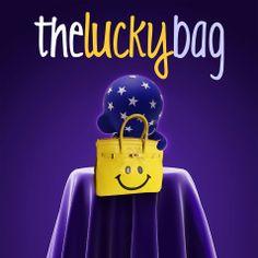 Oggi molti di noi sono a caccia di regali, Brillo ha scelto per l'occasione di tirare fuori dall'armadio la mia borsa portafortuna. Good Luck a tutti!     http://www.sabrinarocca.com/   #ChristmasGifts #SabrinaRocca #SmileBag