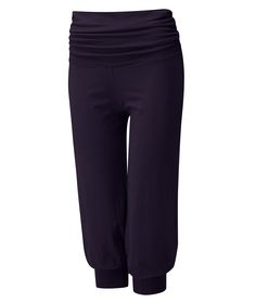We've renewed our 3/4 Yoga Pants for those who aren't bothered by the cold. Now in the latest colours: Deep Night Blue, Tomato and Deep Lilac. #BeWellicious #AW15