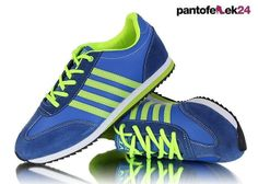 Niebiesko - zielone buty sportowe / Blue and green athletic shoes / 48 PLN #summer #sport #spring #shoes #athletic