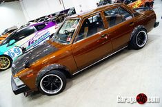 Part 2 - Retro Revival If there is one thing that's happening all around the World in the automotive circles, it's the return of the retr. Corolla Ke70, Toyota Corolla, Nissan Sunny, Buy And Sell Cars, Toyota Cars, Modified Cars, Retro Cars, Art Cars, Custom Cars