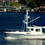 Nordhavn 35, photo Swiftsure Yachts