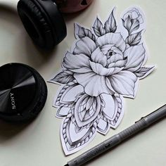 Think minute about detailing a sunflower tattoo. Obtaining a sunflower tattoo is a basic decision and a whopping thing. Sunflower tattoos are produced in several of various styles. Tattoo Drawings, Body Art Tattoos, Small Tattoos, Sleeve Tattoos, Ink Tattoos, Tatoos, Buddha Tattoos, Tattoo Planets, Britney Spears Tattoos