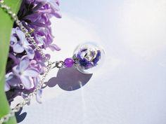 MaiDuft Strandflieder Kette von flowerring  auf DaWanda.com