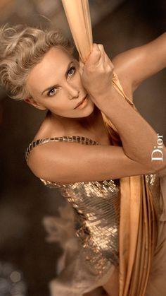 Charlize Theron~