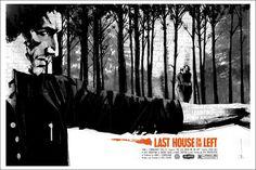 Mondo: The Archive | Jock - The Last House on the Left, 2012