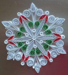 Vianočná hviezda/farbná dekorácia