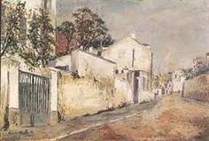 Image result for MAURICE UTRILLO