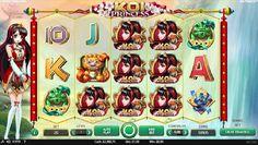 Play Koi Princess slot machine and have a lots of fun provided to you by SlotsHub #KoiPrincess #slotmachine #game