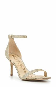 debbde4da02 Sam Edelman  Patti  Ankle Strap Sandal (Women)
