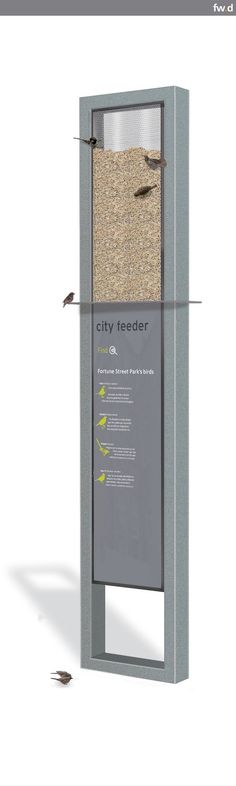 frank city bird feed...
