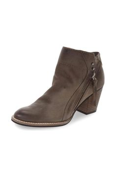 """The Jesse bootie, featureshardware detailing.     Heel Height: 2.5""""    Jessie Ankle Bootie by Dolce Vita. Shoes - Booties - Heeled Hudson Valley, New York"""