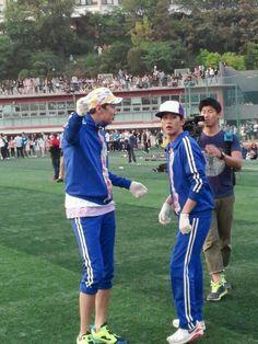 giraffe kwang soo and guest kim soo hyun episode 147