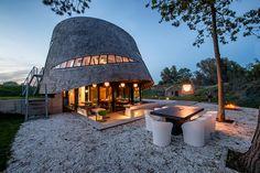 emma architecten: pavilion puur at fort diemerdam