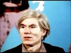 Andy Warhol Talks About Comic Books