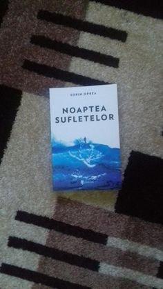 Noaptea Sufletelor-Sorin Oprea/ Editura Univers