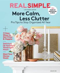 31 Smart, Low-Cost Home Organizing Ideas | Real Simple