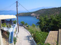 Spartochori, Meganisi, Greece