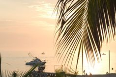 Hotel Buena Vista offers some of the best sunsets to be had on dive trips