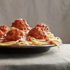 Nonna's Spaghetti & Meatballs - EatingWell.com