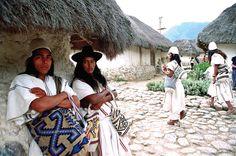 Arhuaco indians