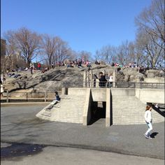 Central Park: Heckscher Playground - New York City, NY #Yuggler #KidsActivities #NYC