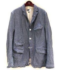 chore jacket. many pockets