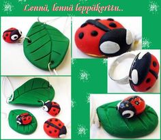 PepperiPaja: Ladybugs