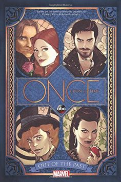 Once Upon A Time: Out Of The Past, 2015 The New York Times Best Sellers Hardcover Graphic Books winner, Kalinda Vazquez and others #NYTime #GoodReads #Books