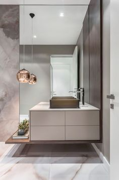Contemporary Bathroom Design - Interior Decor and Designing Contemporary Bathroom Designs, Modern Bathroom, Bathroom Black, White Bathrooms, Luxury Bathrooms, Master Bathrooms, Minimalist Bathroom, Dream Bathrooms, Bad Inspiration