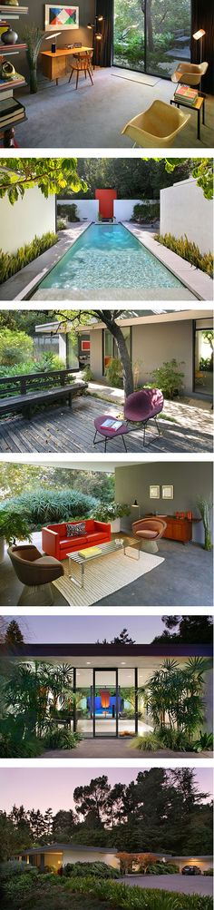 Styling of The Kelsey and Ladd House featuring Furniture on Nuji.com #furniture