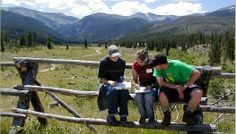 Forest&Rangeland Stewardship programs in the Warner College of Natural Resources at CSU teach students about managing natural resources to support the livelihoods of people and to sustain the services of ecosystems.