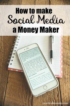 How To Make Social Media A Money Maker #followback #entrepreneur #onlinebusiness